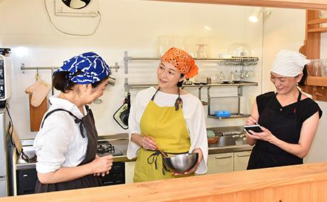 食育・料理教室